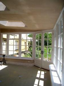 Custom Built Wooden Sun Room JG Carpentry Devon Joiners4