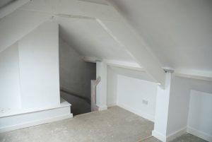 Attic Loft Restoration
