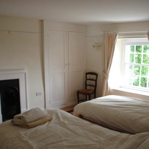 Bedroom Interior Joinery Plastering Bude Cornwall