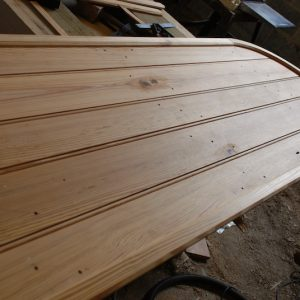 Custom Arch Vintage Pine