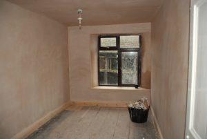 Gipsum Plaster Cottage Walls