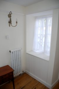 Interior Window Seat
