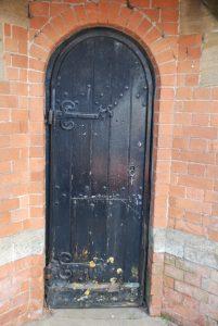 North Tawton Clock Tower Original Door To Be Replaced