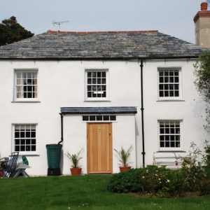 Oak Door Sash Windows Bespoke Joinery