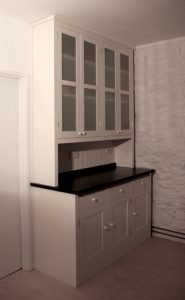 Painted Pine Slate Top Dresser Devon