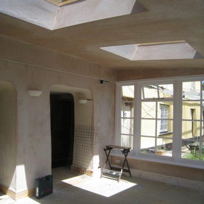 Custom Built Wooden Sun Room JG Carpentry Devon Joiners5