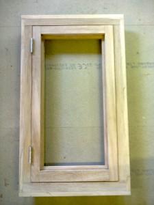 Custom Oak Window Frame JG Carpenters Devon2