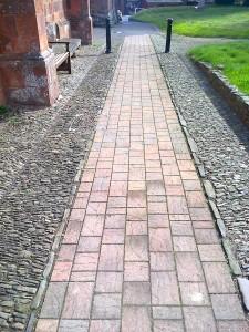 Mono Block Pathway To Sunroom2