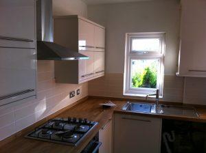 Modern Designer Fitted Kitchen