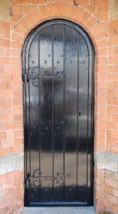 North Tawton Clock Tower Replacement Door
