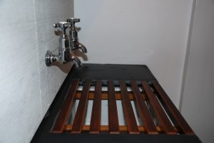 Utility Room Draining Board